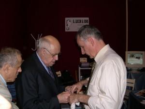 Rostropovich e Lucchi