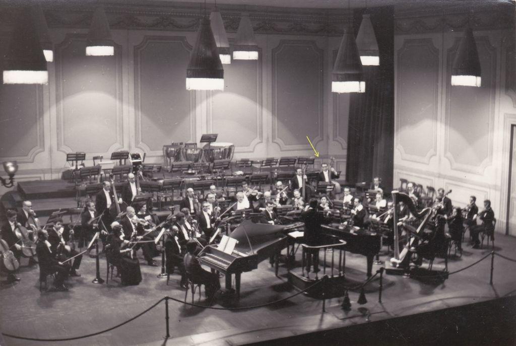 Giovanni Lucchi Concerto 30 ott 1968